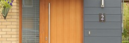 Insulated Timber Doorset