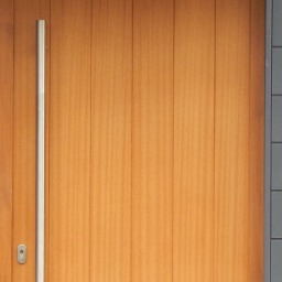 Insulated Timber Doorset